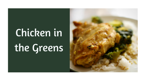 Chicken in the Greens
