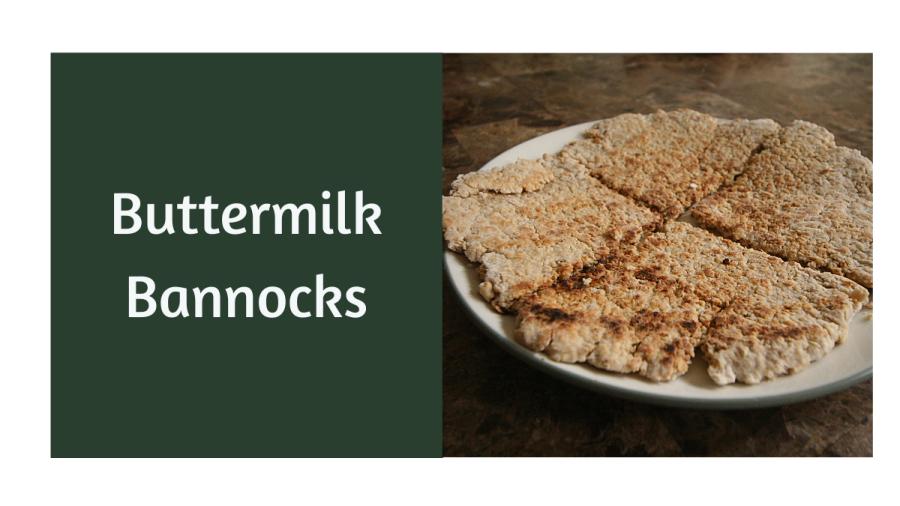 Buttermilk Bannocks