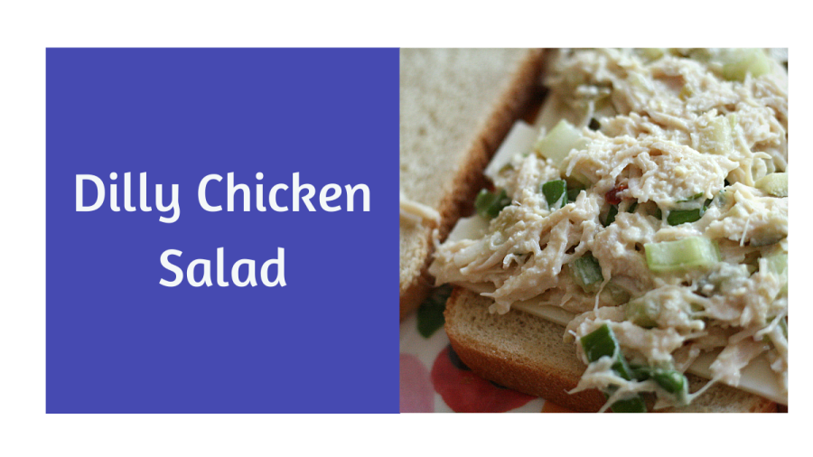 Dilly Chicken Salad
