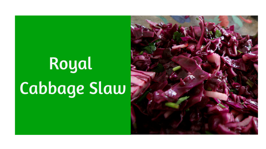 Royal Cabbage Slaw